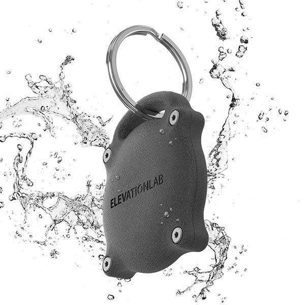 Elevation Lab TagVault Keychain Waterproof AirTag Case