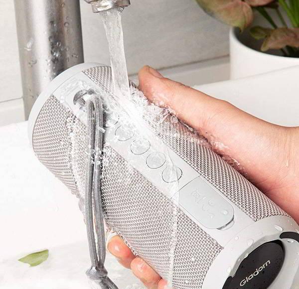 Gladorn Geae Portable Waterproof Bluetooth Speaker