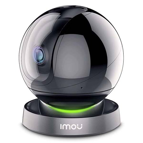 Imou Smart Indoor Security Camera with 360-Degree View