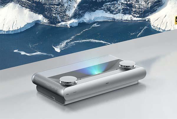 JMGO U2 4K Projector with Tri-color Laser Technology
