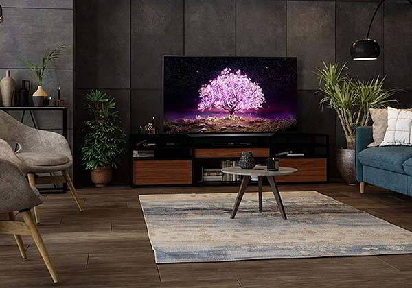 LG C1 4K Smart OLED TV with Google Assistant and Amazon Alexa Built-in