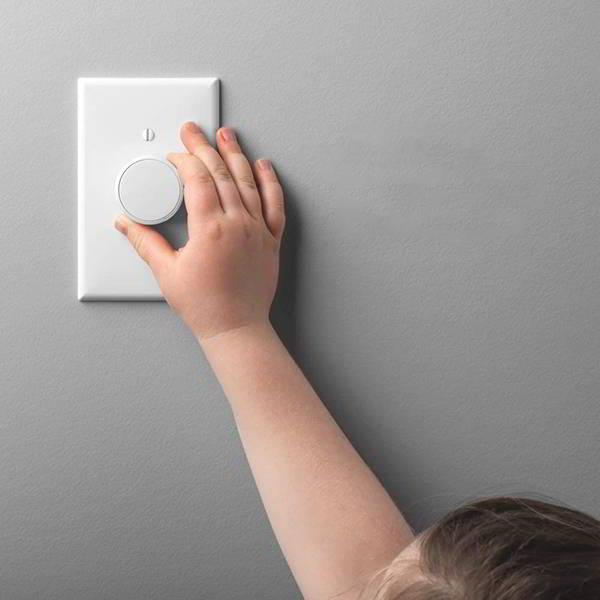 Lutron Aurora Smart Bulb Dimmer for Philips Hue Smart Bulbs
