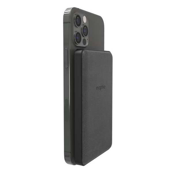 Mophie Snap+ Juice Pack Mini Portable Wireless Charger with Magnetic Design