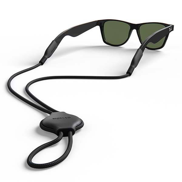 Nomad Glasses Strap with AirTag Case