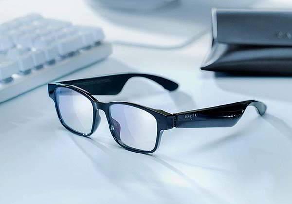 Razer Anzu Smart Audio Glasses and Polarized Sunglasses with Blue Lighting Filtering