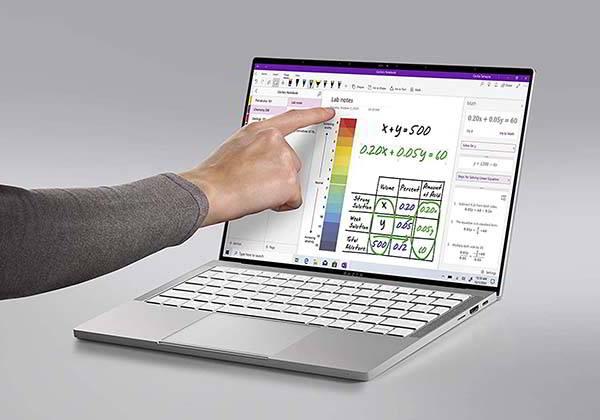 Razer Book 13 Touchscreen Laptop with Intel Iris Xe Graphics