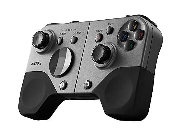 SHAKS S5b Bluetooth Game Controller for iOS, Android and Windows