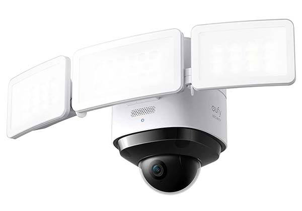 Eufy Floodlight Cam 2 Pro with 360-Degree Coverage