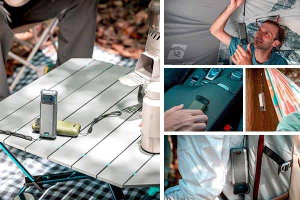 HENGDUAN Portable Mosquito Repeller Doubles as Power Bank