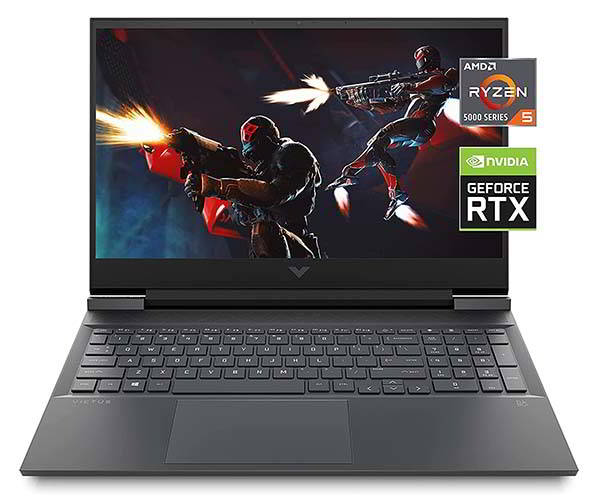 HP Victus 16 Gaming Laptop with NVIDIA GeForce RTX 3050 Graphics