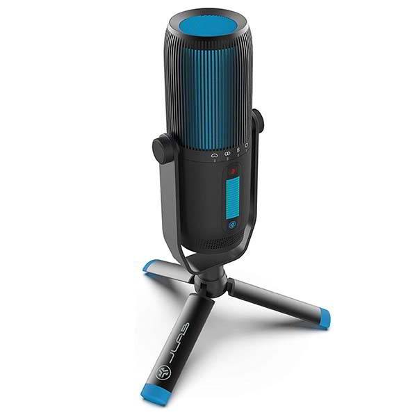 JLab Talk Pro USB Condenser Microphone with 4 Directional Pattern Modes