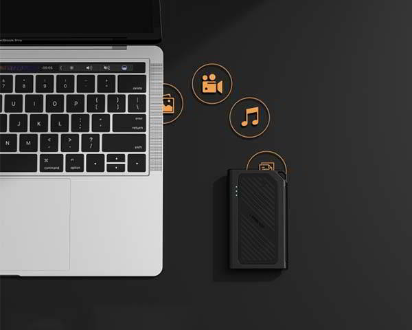 Lambogo Rugged Wireless SSD with WiFi Connectivity