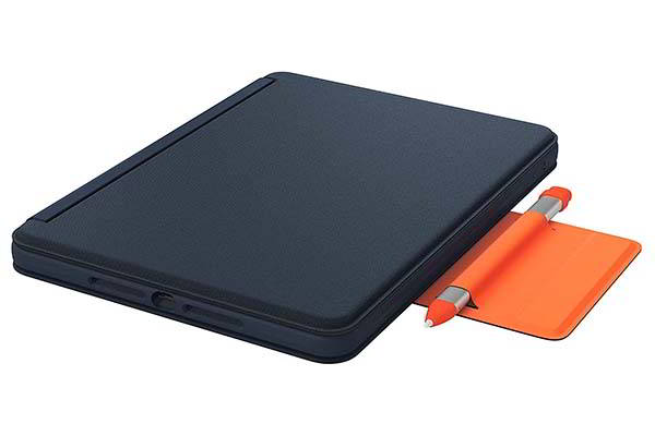 Logitech Rugged Combo 3 Touch iPad Keyboard Case with Trackpad