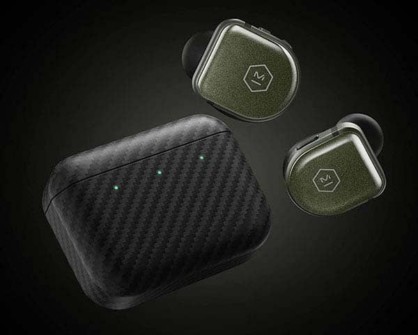 Master & Dynamic MW08 Sport True Wireless Active Noise Cancelling Earbuds