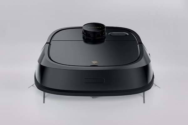 TECBOT M1 Robotic Mop and Vacuum with Self Rinse Function
