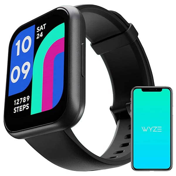 Wyze Smart Fitness Watch with Heart Rate & Sleep Monitor