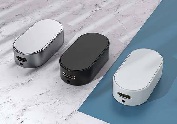 ZeroMouse Mini Wireless Mouse with Laser Pointer