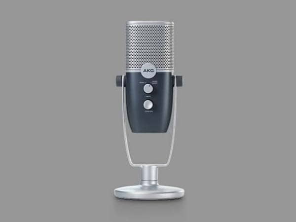 AKG Pro Audio C22 Ara USB Condenser Microphone