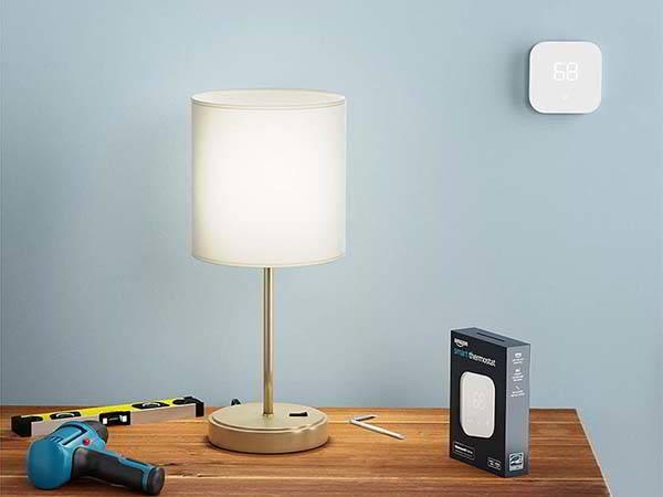 Amazon Smart Thermostat Works with Alexa