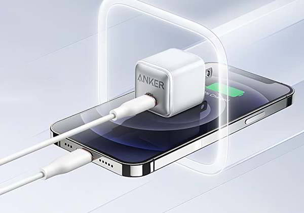 Anker Nano Pro Fast USB-C Charger with GaN II Technology