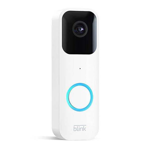 Blink Video Doorbell Works with Alexa