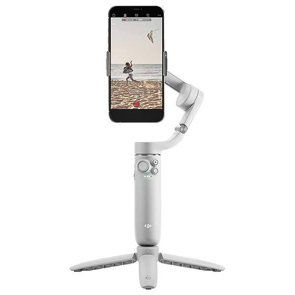 DJI OM 5 Smartphone Gimbal Stabilizer with Built-in Extension Rod