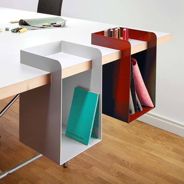 ele.Box Handmade Hanging Desk Storage Box