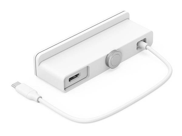 HyperDrive 6-In-1 USB-C Hub for iMac 24-inch