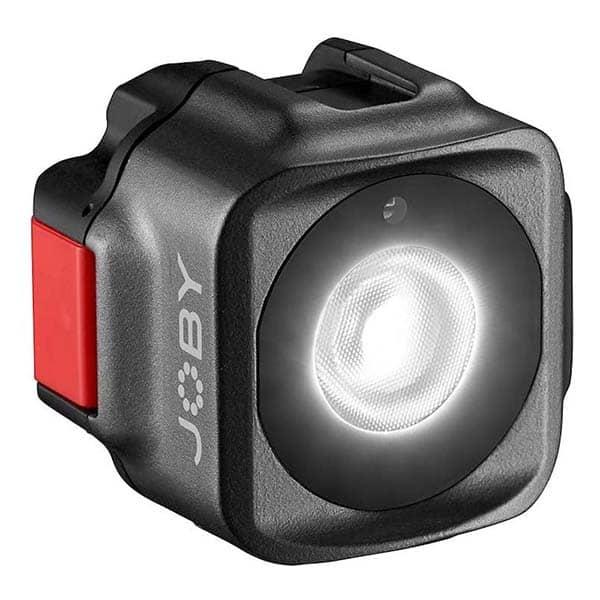 Joby Beamo Mini LED Light for Smartphone and Mirrorless Camera