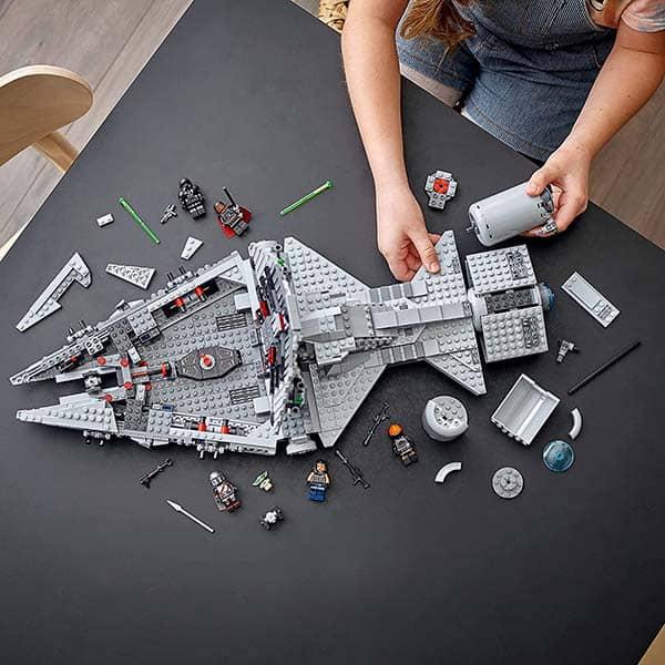 LEGO Star Wars Imperial Light Cruiser Building Kit