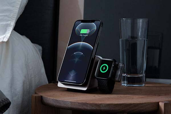 MagEZ Slider 3-In-1 Modular Wireless Charging Station with Magnetic Power Bank