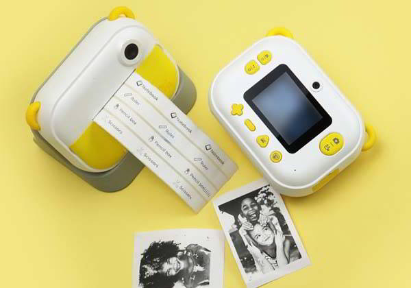 myFirst Insta Wi Kids Instant Camera and Label Maker