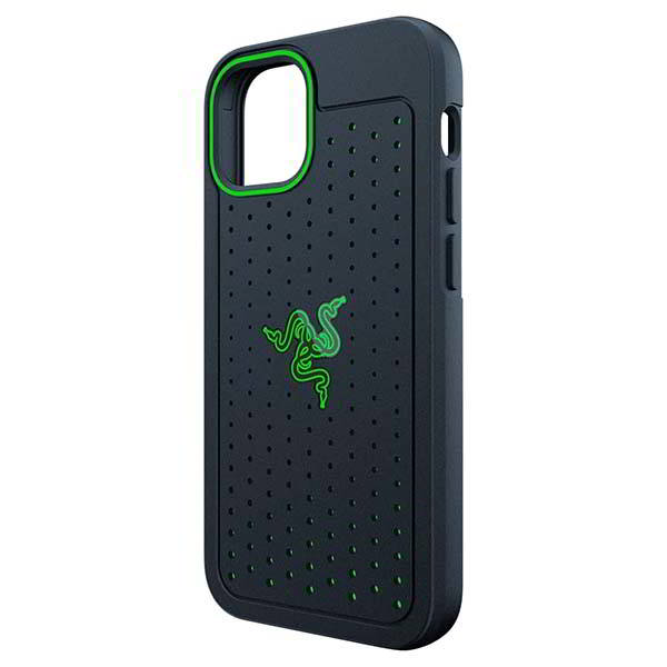 Razer Arctech iPhone 13 Case with Extra Ventilation Channels