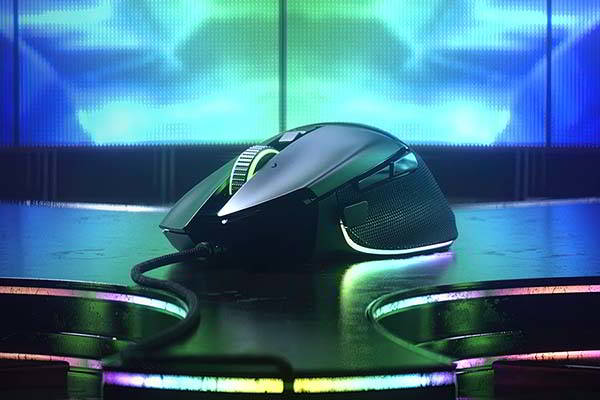 Razer Basilisk V3 Chroma RGB Gaming Mouse with 11 Programmable Buttons