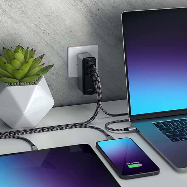Satechi GaN USB-C Wall Charger with 108W PD