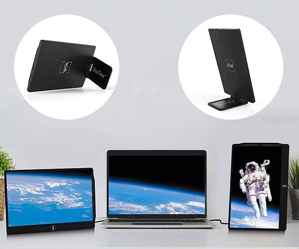 SideTrak Swivel Attachable Portable Monitor for Laptop