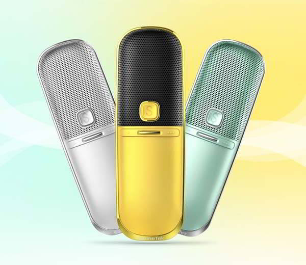 SingMic Handheld Bluetooth Microphone for Singing, Podcasting and More