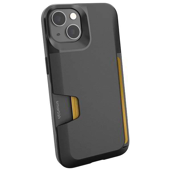 Smartish iPhone 13 Wallet Case for iPhone 13/ Pro/ Pro Max/ Mini