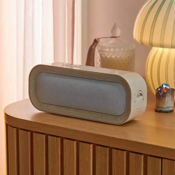 SOAR Eco-Friendly Portable Bluetooth Speaker Made from Wheat Fiber