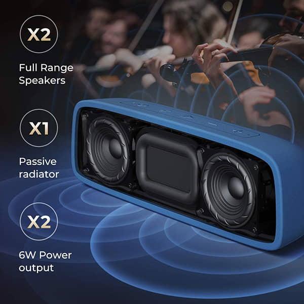 Tribit XSound Surf Portable Waterproof Bluetooth Speaker