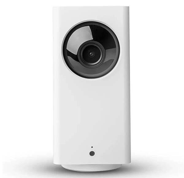Wyze Cam Pan v2 Indoor Smart Home Camera with Color Night Vision