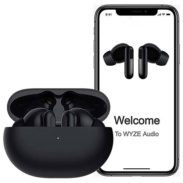 Wyze Earbuds Pro Active Noise Cancelling Wireless Earbuds with Alexa Built-in