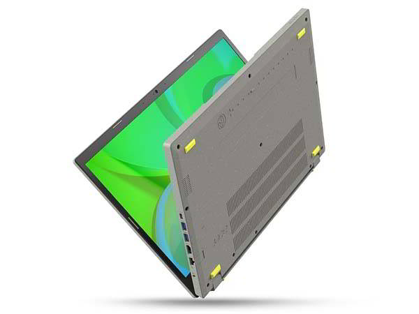 Acer Aspire Vero Green Laptop Made from Recycled Materials