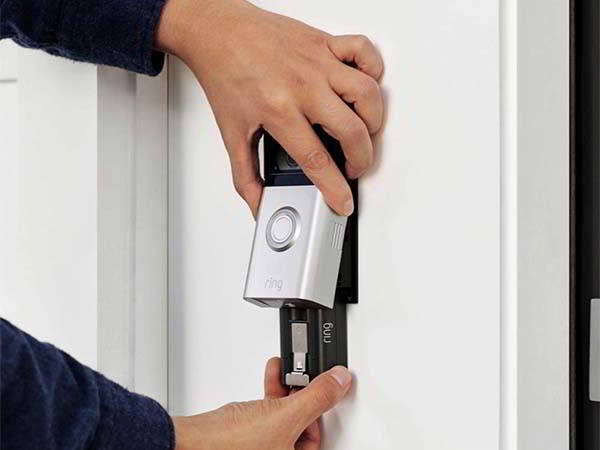 All-new Ring Video Doorbell 4 with Dual-Band WiFi Connectivity