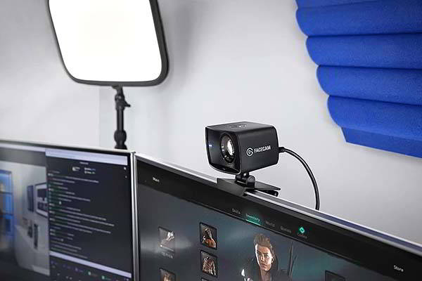 Elgato Facecam Full HD Webcam for Video Conferencing, Gaming and Streaming