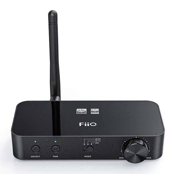 FiiO BTA30 Wireless Bluetooth Transmitter Receiver with HiFi DAC/ DSP