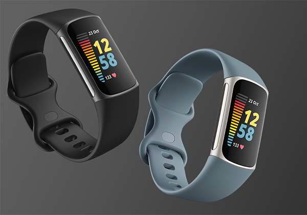 Fitbit Charge 5 Health & Fitness Tracker with Built-in GPS