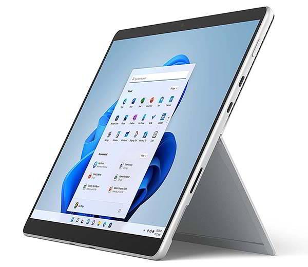 Microsoft Surface Pro 8 with Intel Evo Platform