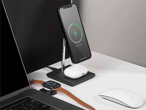 Native Union Snap 2-in-1 Magnetic Wireless Charging Stand