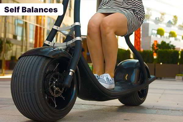 Scooterson Rolley+ Smart Electric Scooter with AI